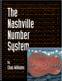 Nashville Number System by Chas Williams